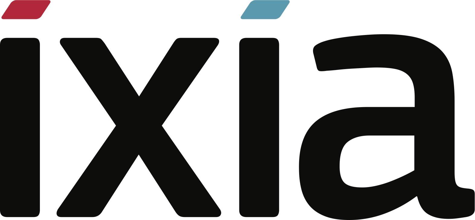 IXIA Logo New